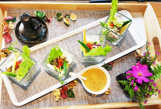 深山裡的頂級美食,養生與美味兼具的五感饗宴,「無菜單」「食」尚你跟上了嗎?