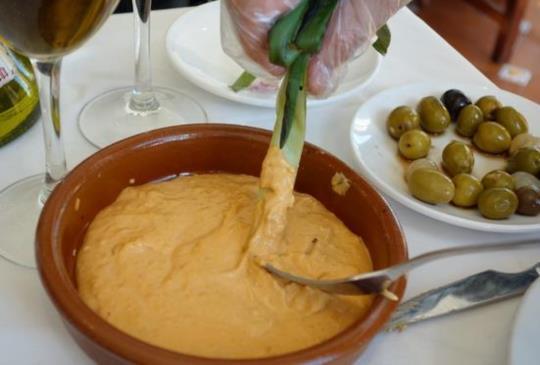 在西班牙鮮蔬風味料理中 享受美食另一章