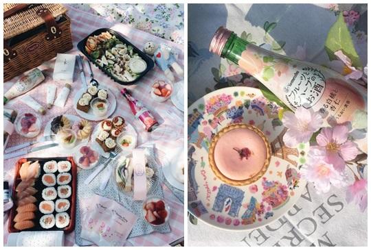 少女們快朝聖!讓酒界小清新「優莉亞」陪妳一起春日野餐吧~