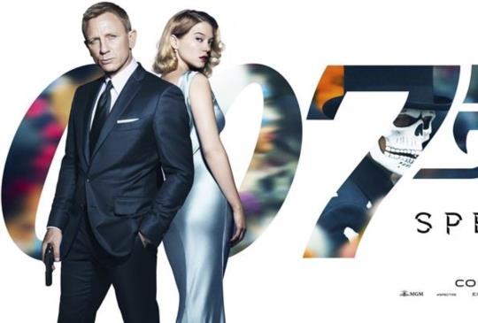 電影明信片《007惡魔四伏》十一景點展現龐德魅力