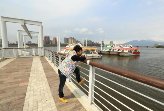 [台北景點] 探訪昔日風華~大稻埕碼頭