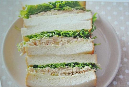 早餐三明治吃不胖!營養師:別碰3大陷阱