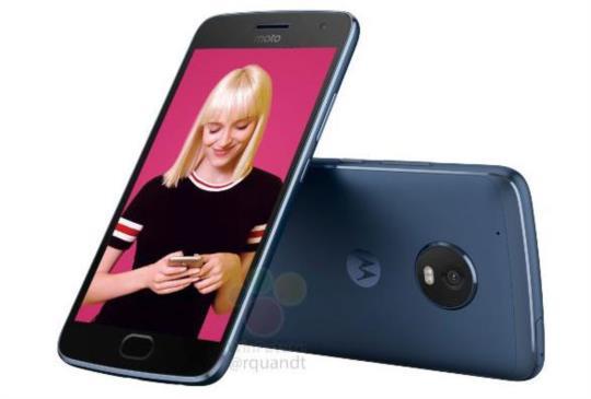Moto G5 Plus 第三款式「午夜藍」曝光
