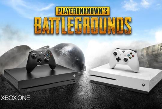大逃殺射擊遊戲《絕地求生》 12/12 登上Xbox One 系列主機
