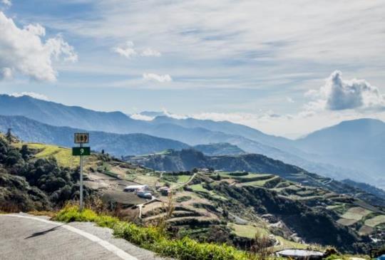 【公路之旅】首刷力行產業道路 你不知道的中橫秘境