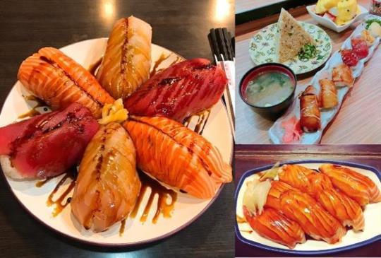 【誰說壽司只是一口飯?!見識一下台灣這三間巨無霸握壽司!】