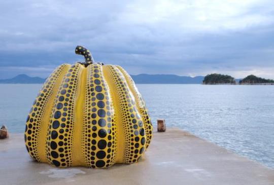 【瀨戶內海】直島:海上的藝術明珠