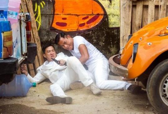 【新聞】動作大片《使徒行者》動作場面火爆刺激 巴西實景槍戰