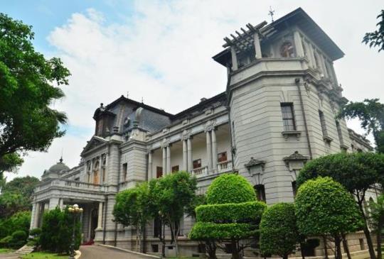 [攝影展]台北賓館