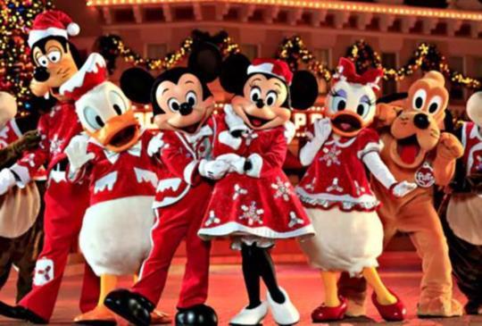 【玩樂情報特搜】2018耶誕玩樂優惠 迪士尼主題酒店/兒童免費入住/VR體驗/機票促銷
