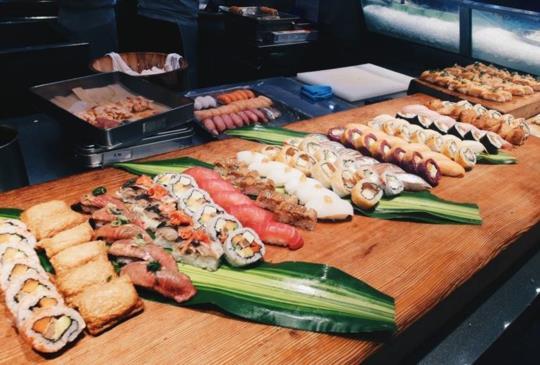 喜歡吃日式料理必吃─欣葉日本料理吃到飽餐廳