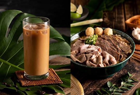【飛機河粉】越南百年老店的正宗味,開幕歡慶免費吃炸雞喝咖啡、河粉買一送一!