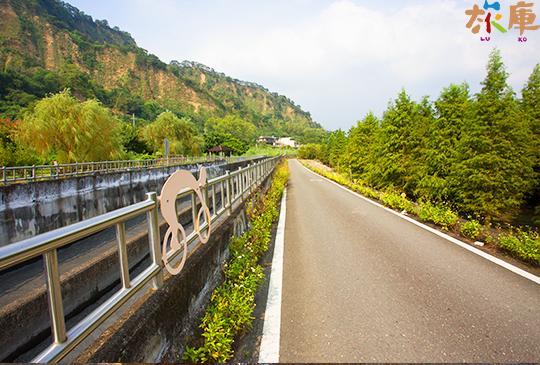八堡圳自行車道│二水鄉