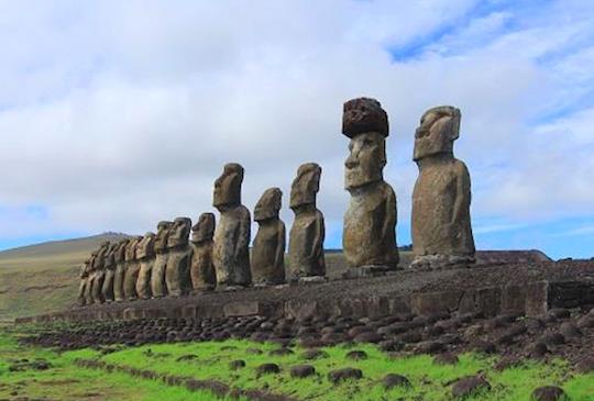 探訪世界七大失落的帝國,揭開古文明神秘面紗
