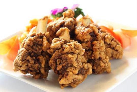 【年菜嚴選】金蓬萊遵古台菜餐廳五道必吃台菜