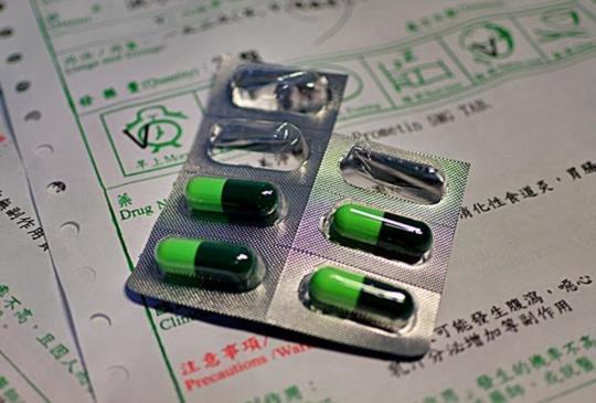 愛地球避免食物鏈,過期藥物丟棄「4不」與「6步」