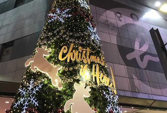 台北中山【繽紛聖誕節】最佳五大拍攝景點