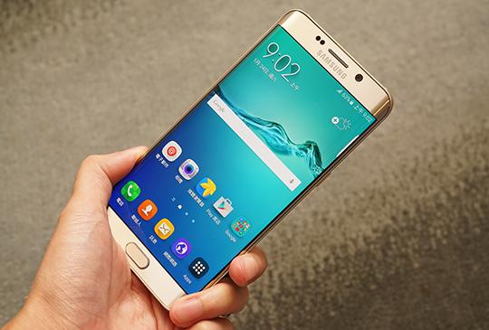 要價 26,880 元,Samsung GALAXY S6 Edge+ 在台開賣