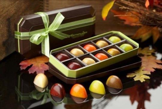 【世界排名Top 5的巧克力品牌 你吃過幾種?】