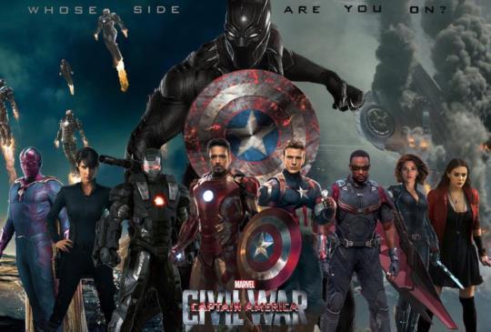【《美國隊長3:英雄內戰》團隊瓦解往往是從內部的分歧。】