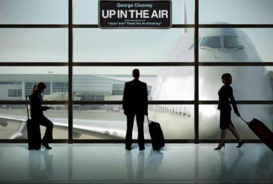 最沉重的包袱,是空虛與孤獨《型男飛行日誌》(Up in the Air)