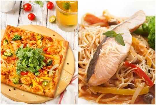 義大利Pizza藏鮭魚!午餐就決定帶它來野餐
