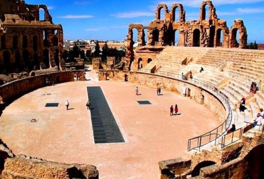 原來這些電影場景都在這!神秘浪漫的北非突尼西亞