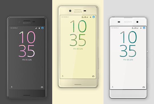 確認支援 3CA 與雙卡,Sony Mobile 公布更多 Xperia X 系列相關資訊