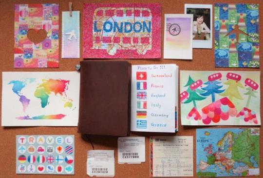 我的「設計師的旅行筆記」展覽,華山光點現場直擊