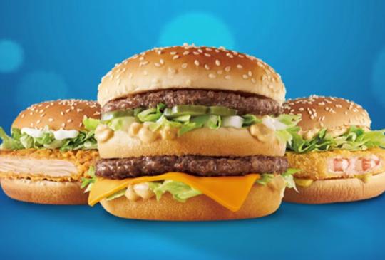 【麥當勞】超夯的冬季麥當勞優惠來囉!(12月)