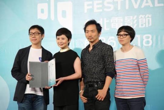 《百日告別》入選台北電影獎 石頭太入戲  老婆、孩子、五月天團員全都迴避