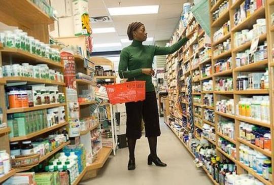 婦女預防骨鬆 補充鈣質維生素CD不可少