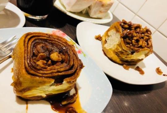 《Fly's Kitchen》全台北最厲害的肉桂捲你吃了沒?