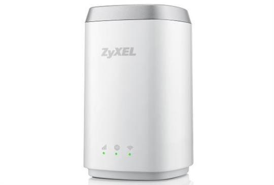一人手機網路全家用,合勤發表超快速 4G 行動路由器