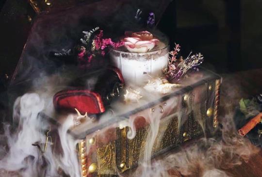 IG瘋傳的煙霧瀰漫感「仙系餐廳」都在這兒!