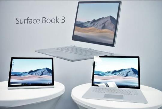 微軟Surface Book 3台灣開賣,Surface Pro X、Surface Go 同步登場