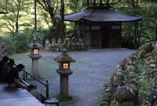 【不藏私的京都景點‧山中秘境的修行處】