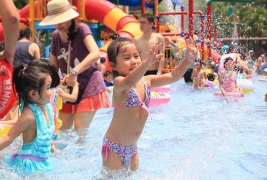 【2020 消暑好去處】5個親水景點特搜 夏天就是要泡在冰涼水裡