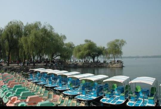 【北京】頤和園:關於老佛爺後花園的傳說