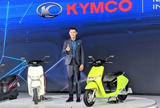 光陽發表 Ionex 車能網 2.0 服務、i-One X 四款電動車,推出新資費不限里程換電吃到飽
