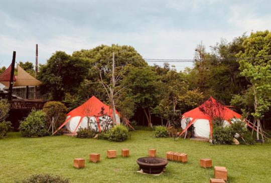 【2020露營景點】6個免裝備露營景點,人到就好!
