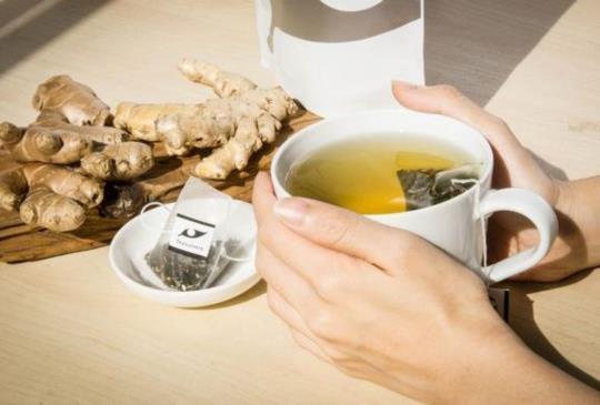 喝薑茶不變胖 無糖有機薑茶祛寒又暖心