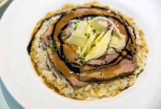 充滿料理創意與慢活空間的餐館就在【錄易朵拉餐館Loui's Dora】