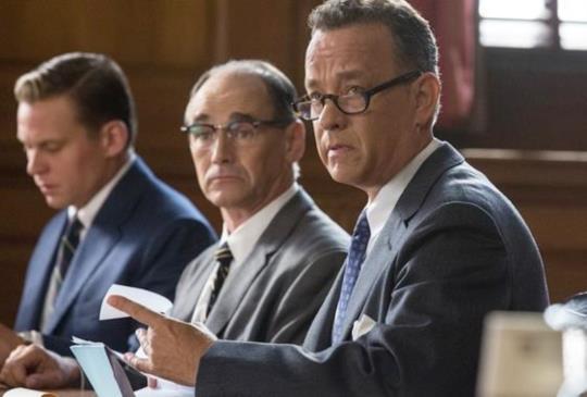 史蒂芬史匹柏與湯姆漢克攜手《間諜橋》