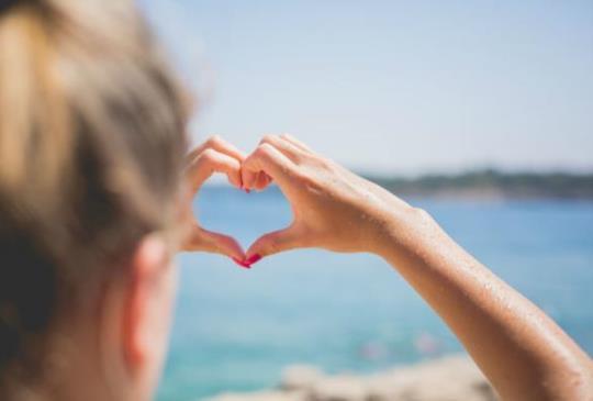 【在愛情裡懂得這件事,能讓妳愛得更自在!】