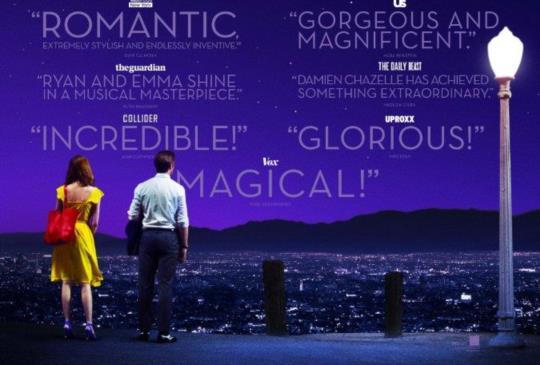 【La La Land 《樂來樂愛你》 - 夢想的美麗,在於它的瘋狂和絢爛 (上)】