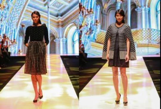 【Kan'S大躍進】榮登上海時裝週