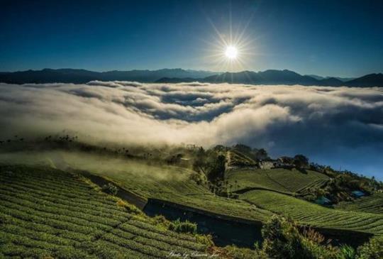 【台灣經典小鎮】嘉義梅山輕旅行,一起漫步天空之城、探訪台灣版敦煌石窟