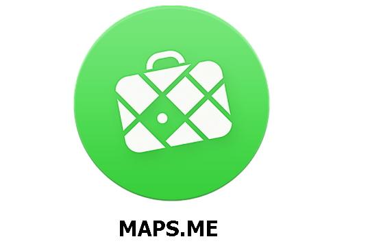 支援世界各地的離線地圖工具,MAPS.ME 是旅行者的最佳恩物