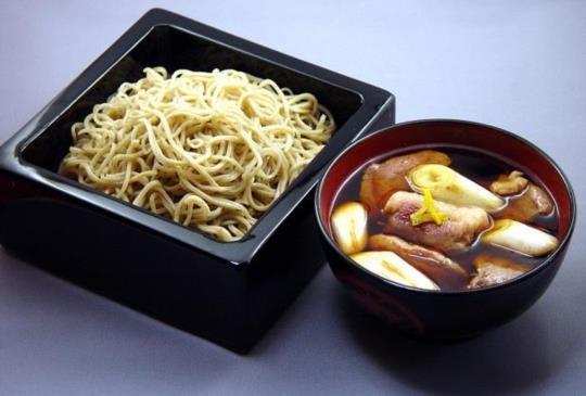 【日本才吃得到!到日本玩必吃的5種蕎麥麵】~日本美食特輯